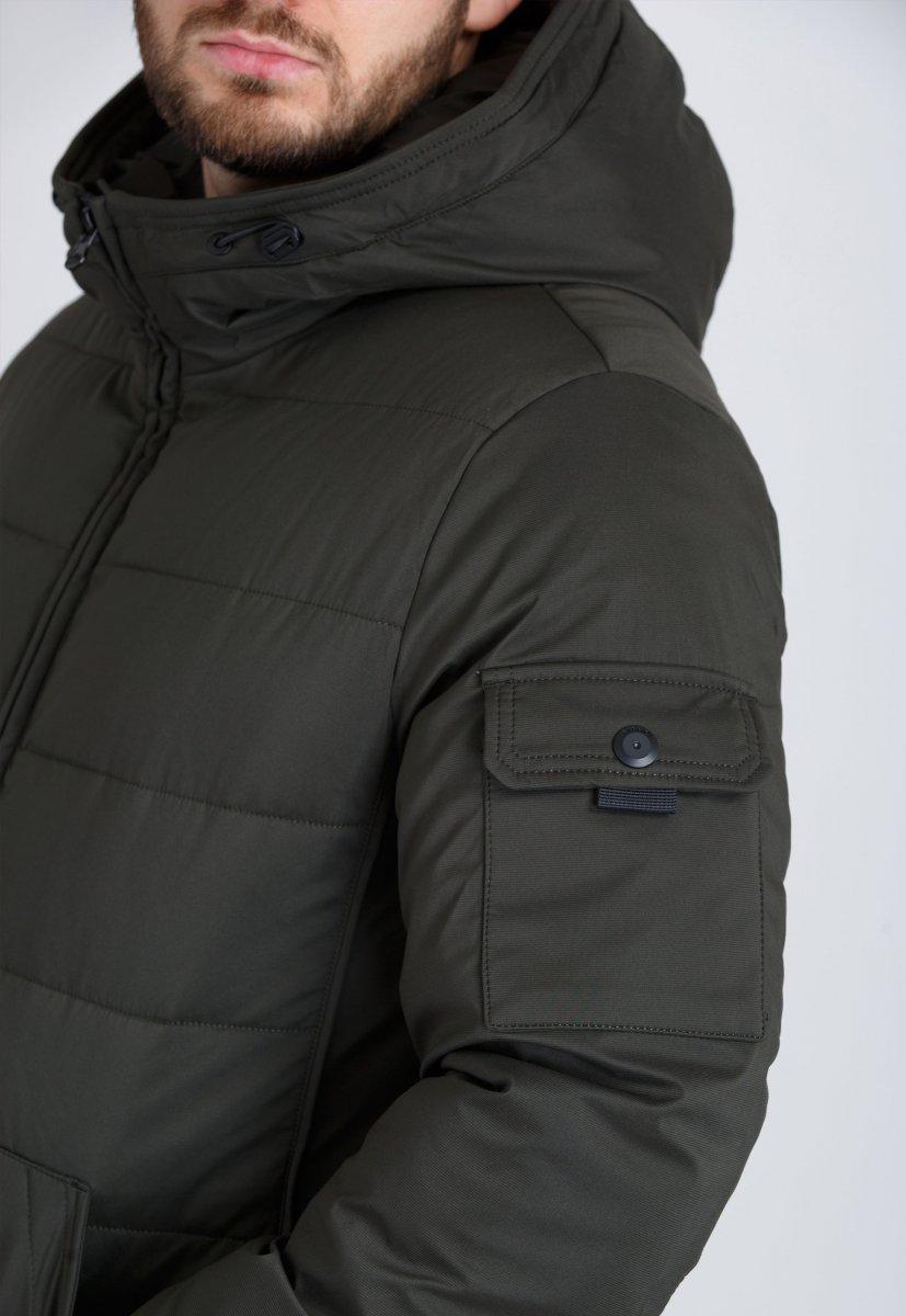 Куртка Trend Collection 9W41 Хаки - Фото 5