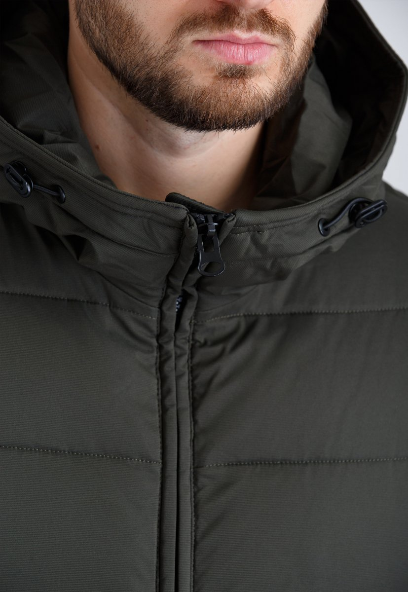 Куртка Trend Collection 9W41 Хаки - Фото 6