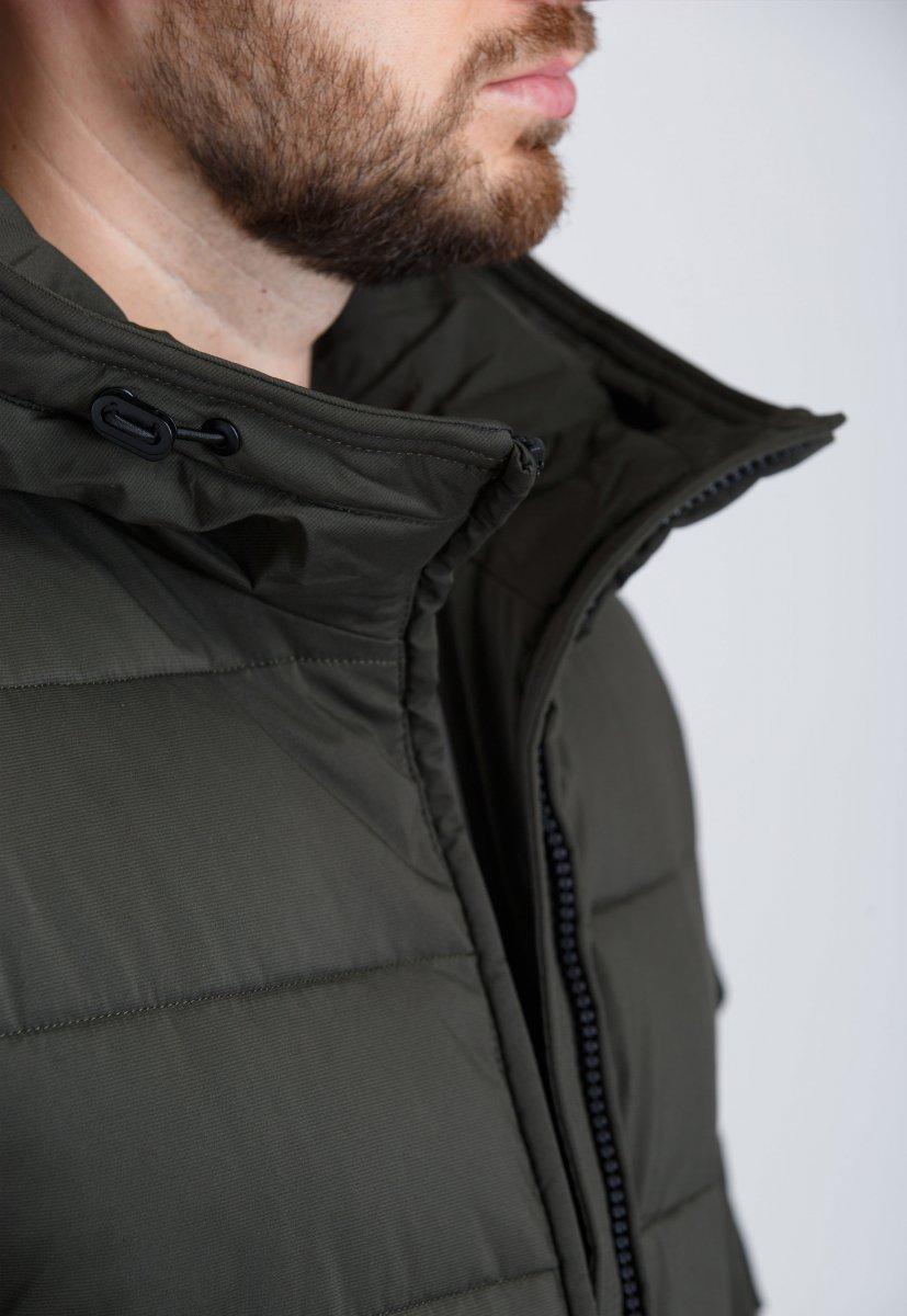 Куртка Trend Collection 9W41 Хаки - Фото 7