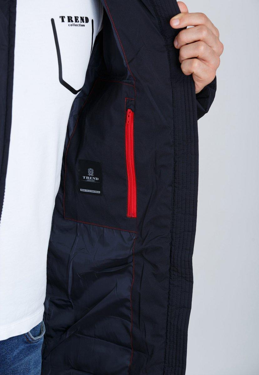 Куртка Trend Collection 9W41 Темно-синий - Фото 1
