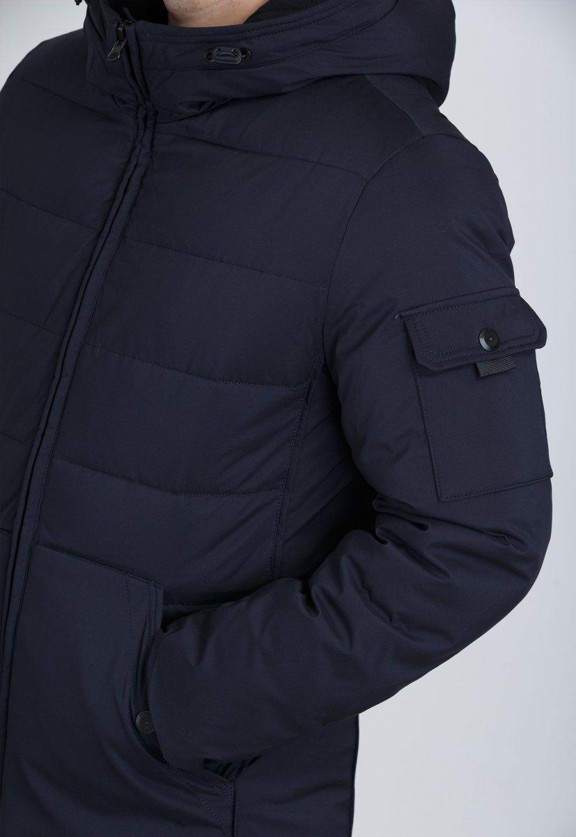 Куртка Trend Collection 9W41 Темно-синий - Фото 3