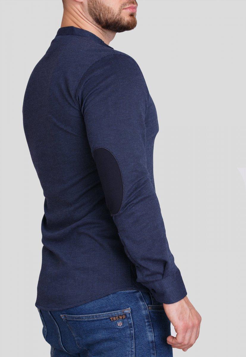 Рубашка Trend Collection 19049 Темно-синий - Фото