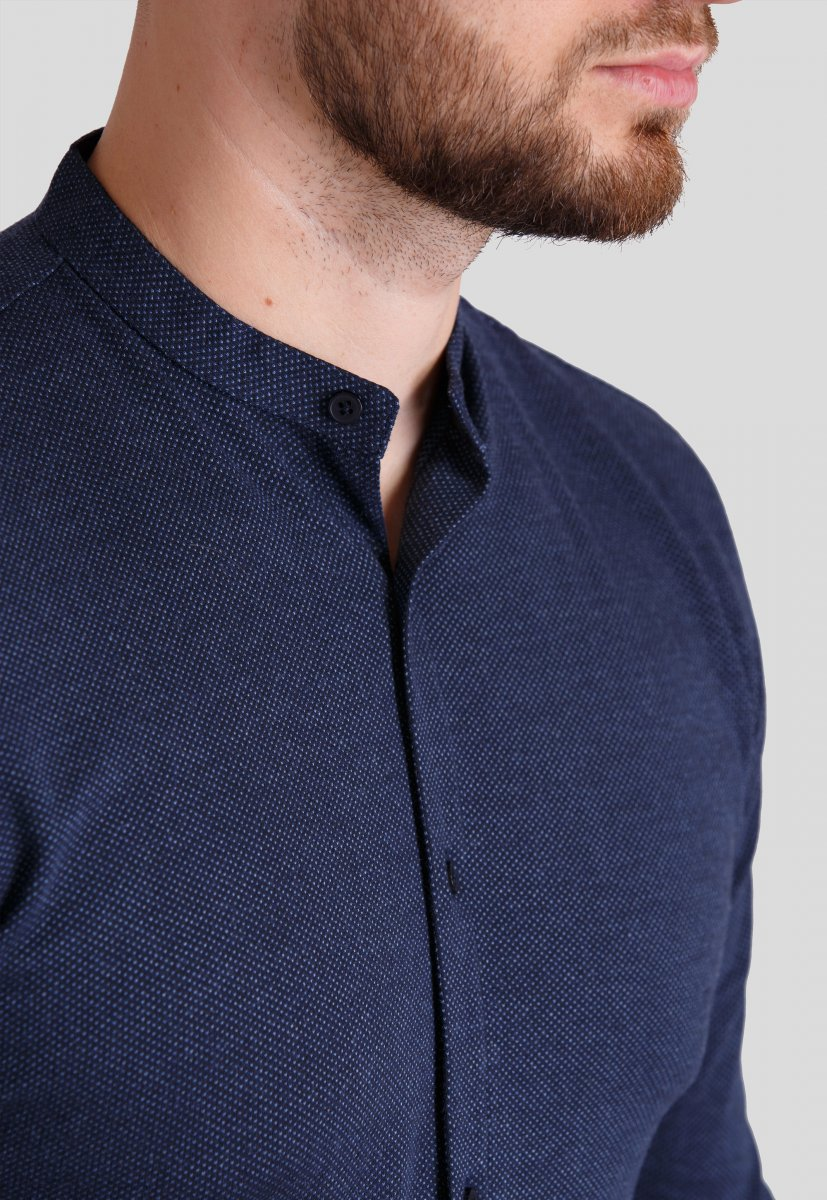 Рубашка Trend Collection 19049 Темно-синий - Фото 1