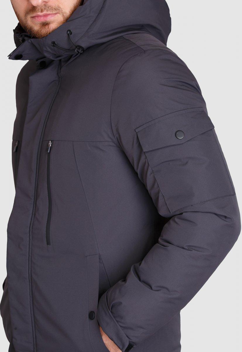 Куртка Trend Collection 1915 Серый - Фото 2