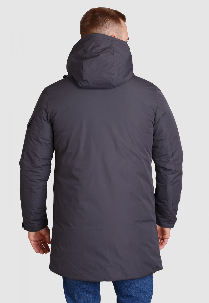 Куртка Trend Collection 1915 Серый - Фото 3