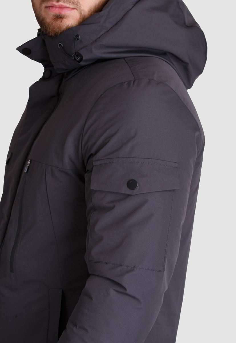 Куртка Trend Collection 1915 Серый - Фото 4