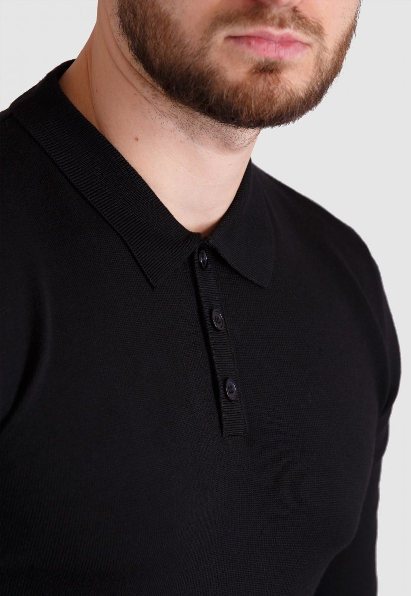Джемпер Trend Collection 3909 Черный - Фото