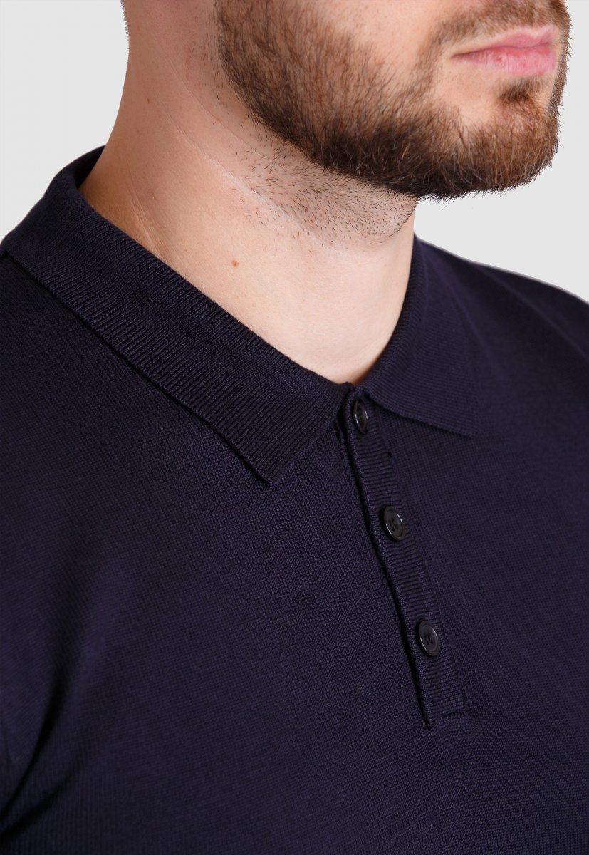Джемпер Trend Collection 3909 Синий - Фото