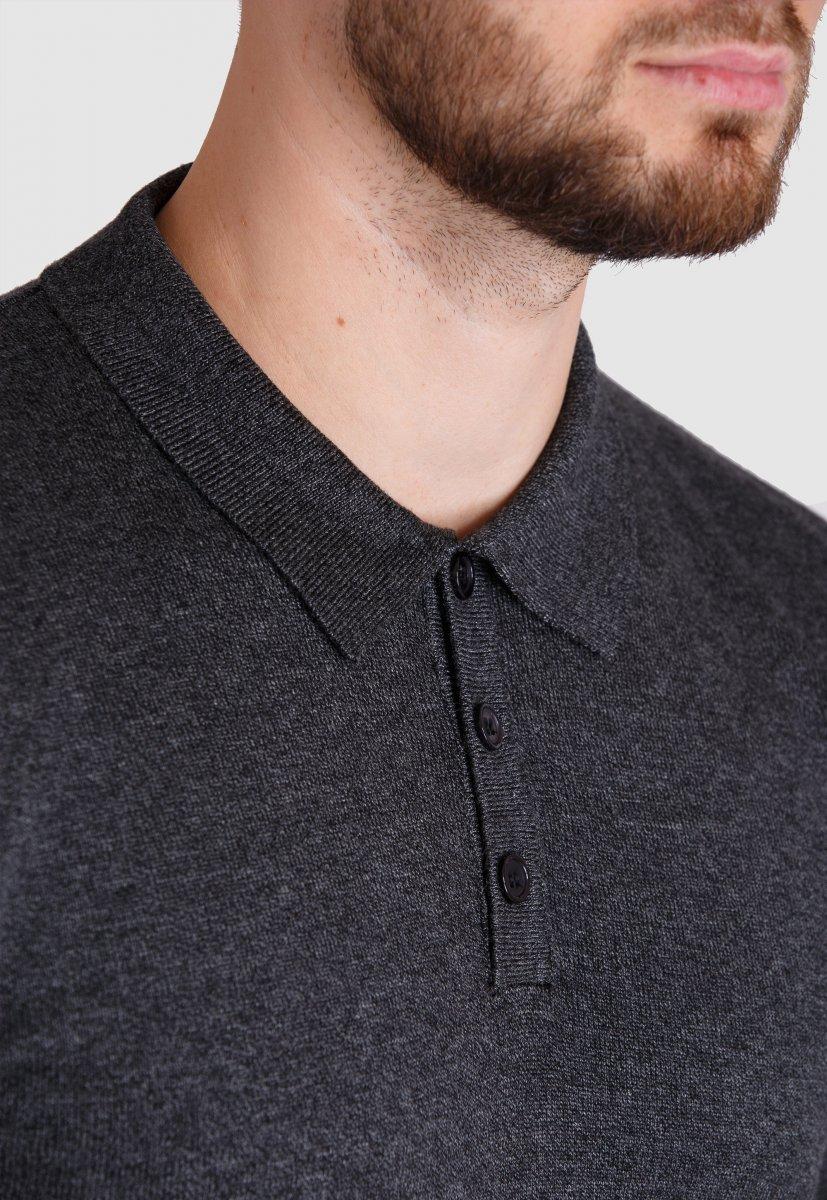 Джемпер Trend Collection 3909 Серый - Фото