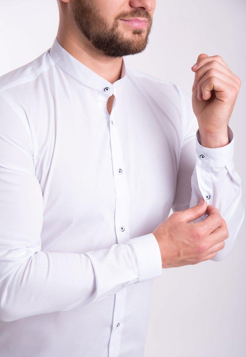 Рубашка Trend Collection U02-1047-20 Белый - Фото 1
