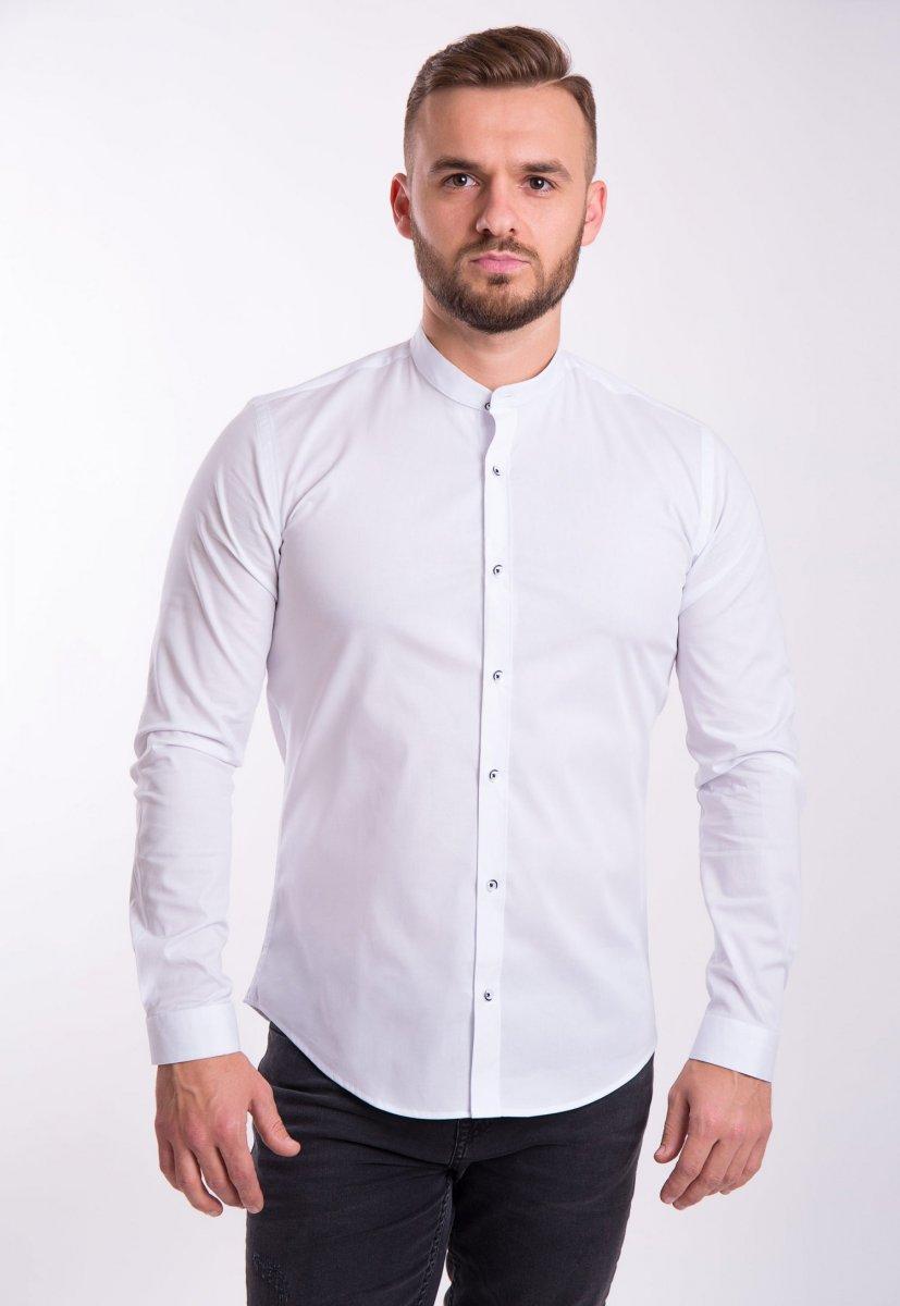 Рубашка Trend Collection U02-1047-20 Белый - Фото