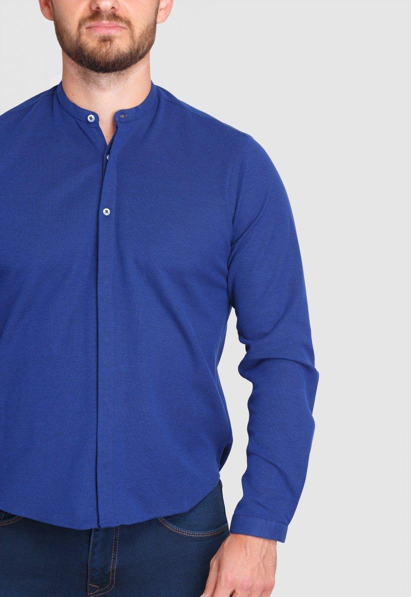 Рубашка Trend Collection 1105 Синий - Фото 1