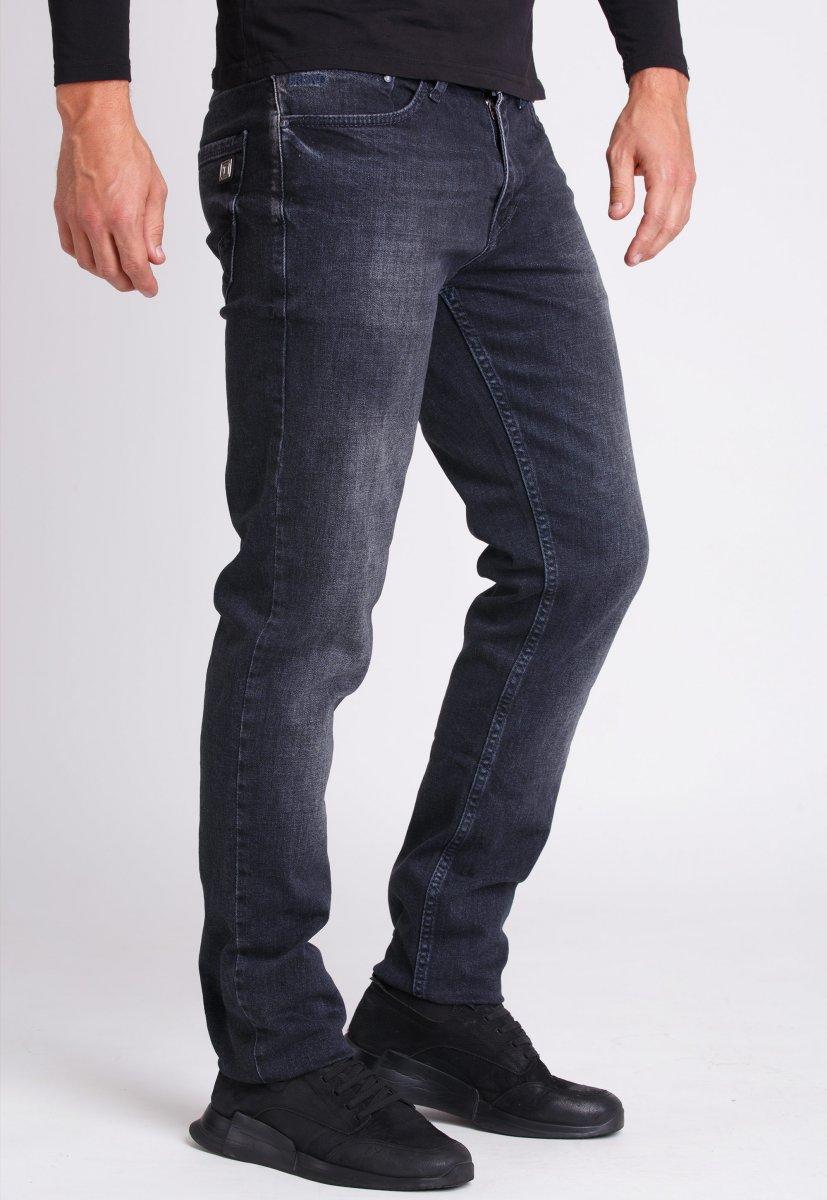 Джинсы Trend Collection 12526 Темно-серый (SIYAH) - Фото