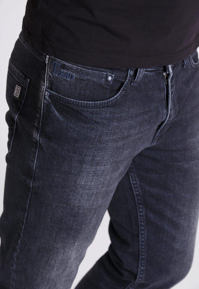 Джинсы Trend Collection 12526 Темно-серый (SIYAH) - Фото 1