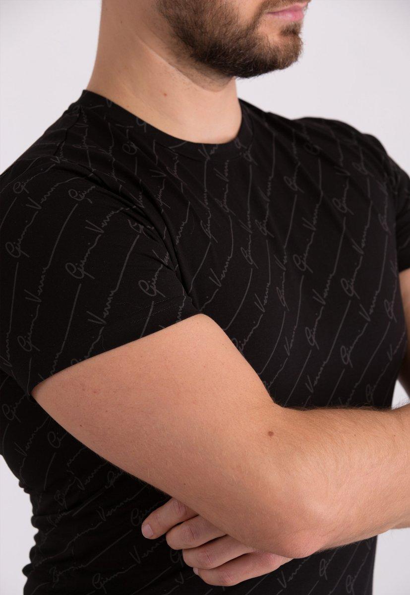 Футболка Trend Collection 70058-1 Черный - Фото 1