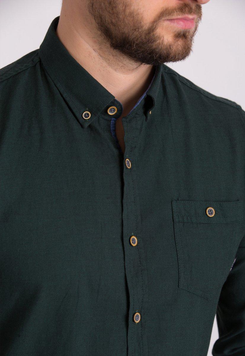 Рубашка Trend Collection 32279 Хаки - Фото