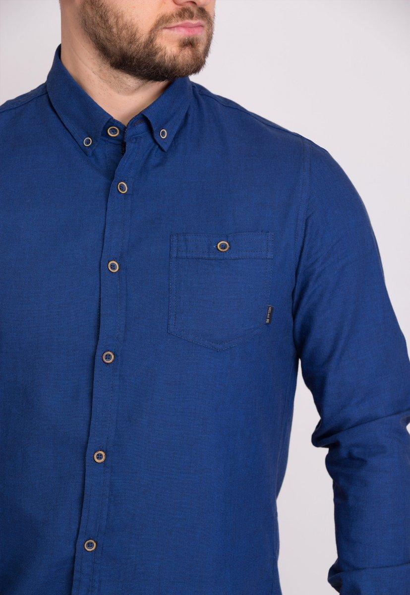 Рубашка Trend Collection 32279 Синий - Фото