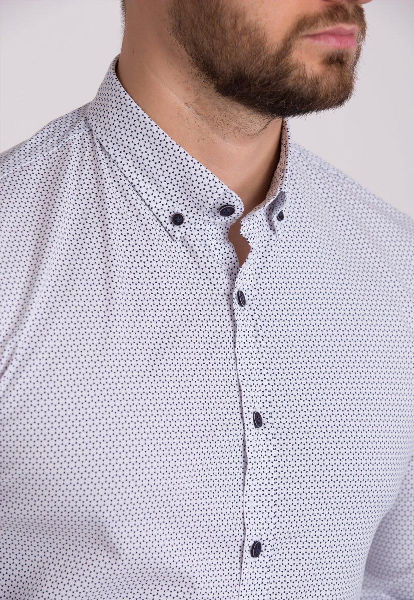 Рубашка Trend Collection 32297 Белый - Фото