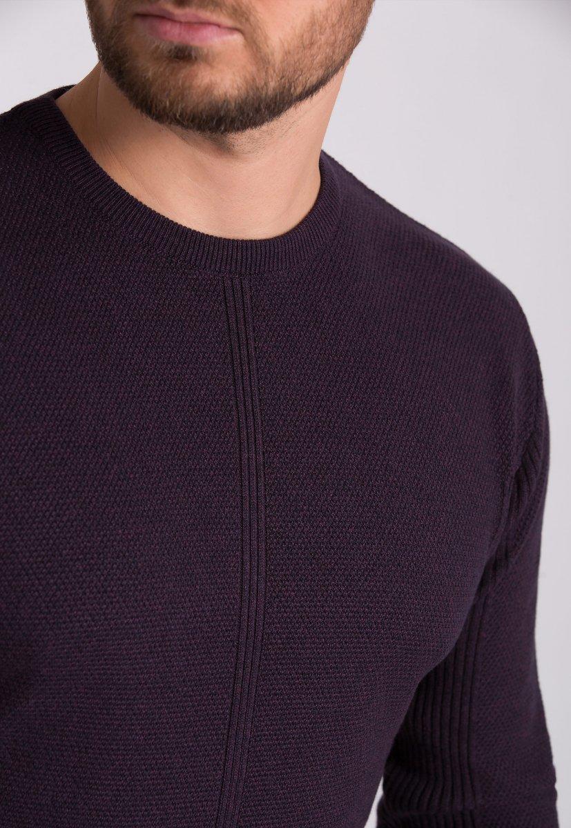 Свитер Trend Collection 0452-2 Бордо - Фото