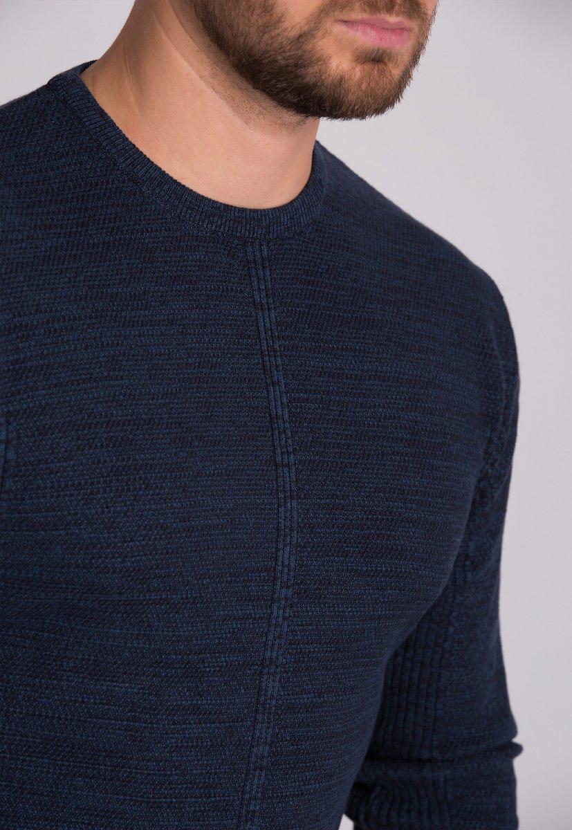 Свитер Trend Collection 0452-2 Синий - Фото
