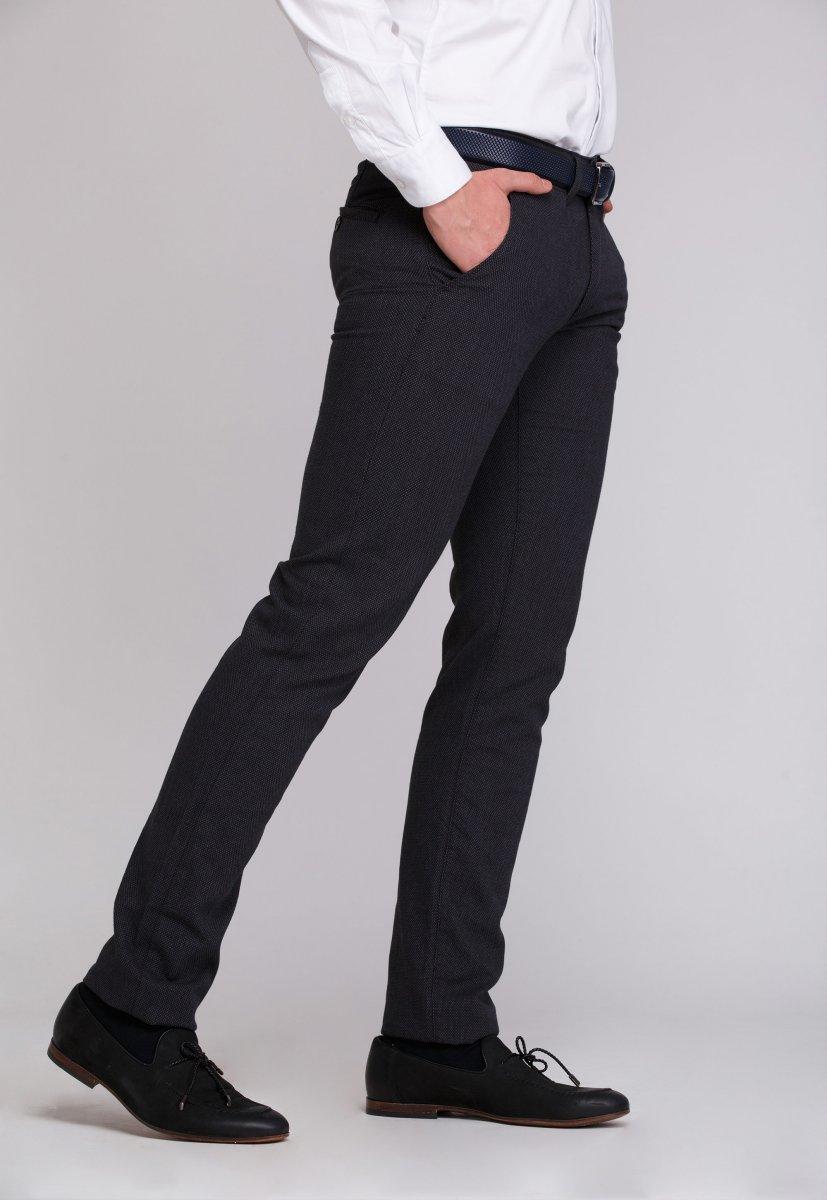 Брюки Trend Collection 12573 Серый (SIYAH) - Фото