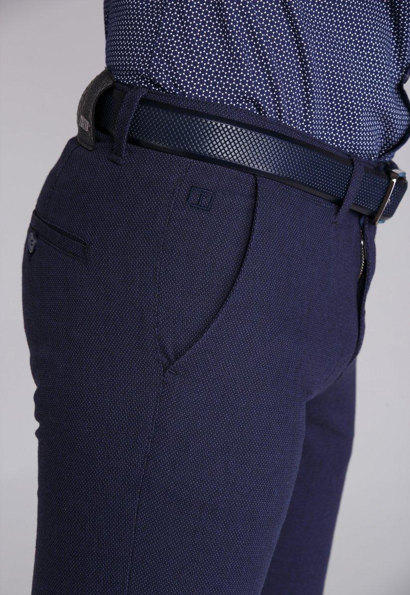 Брюки Trend Collection 12573 Темно-синий (LACI) - Фото