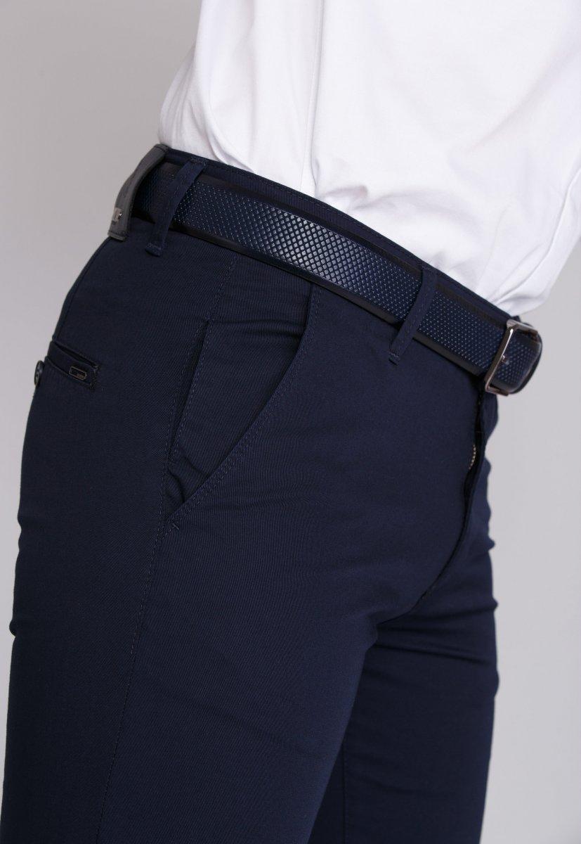 Брюки Trend Collection 12574 Темно-синий (LACI) - Фото