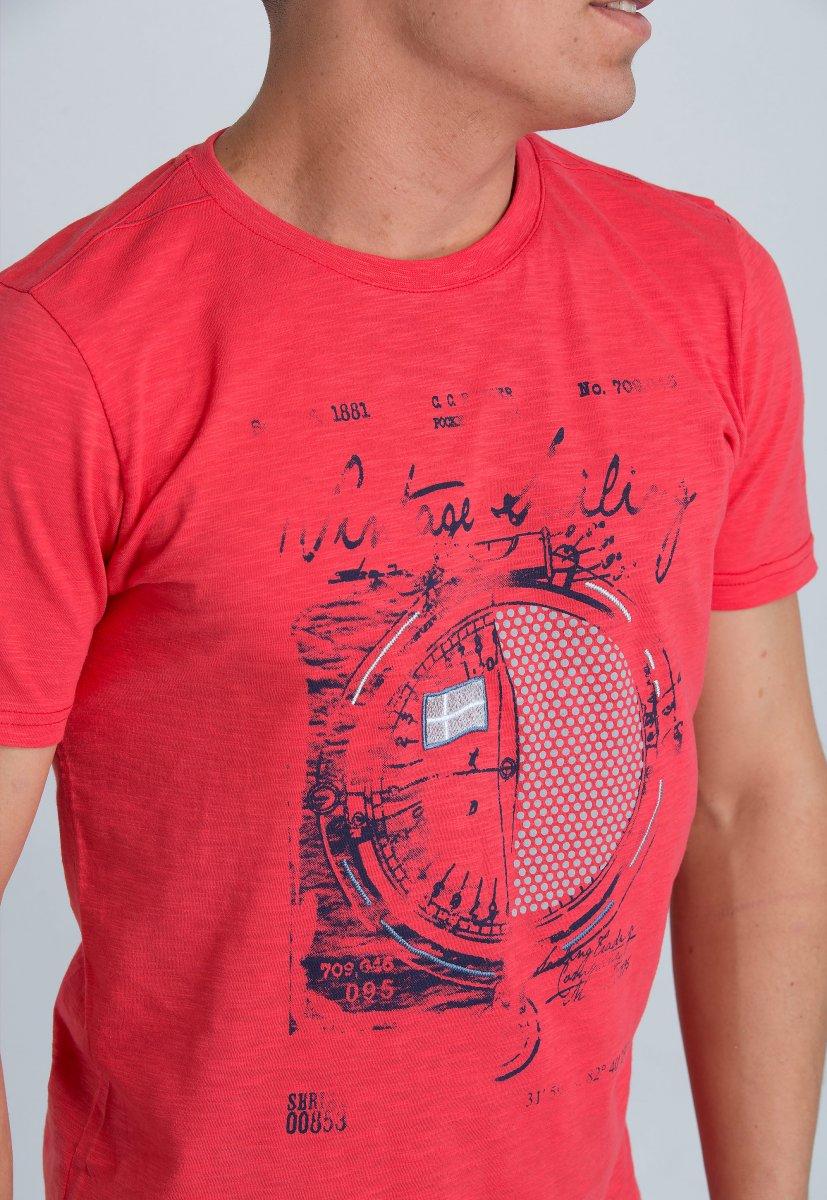 Футболка Trend Collection 8031 Красный - Фото