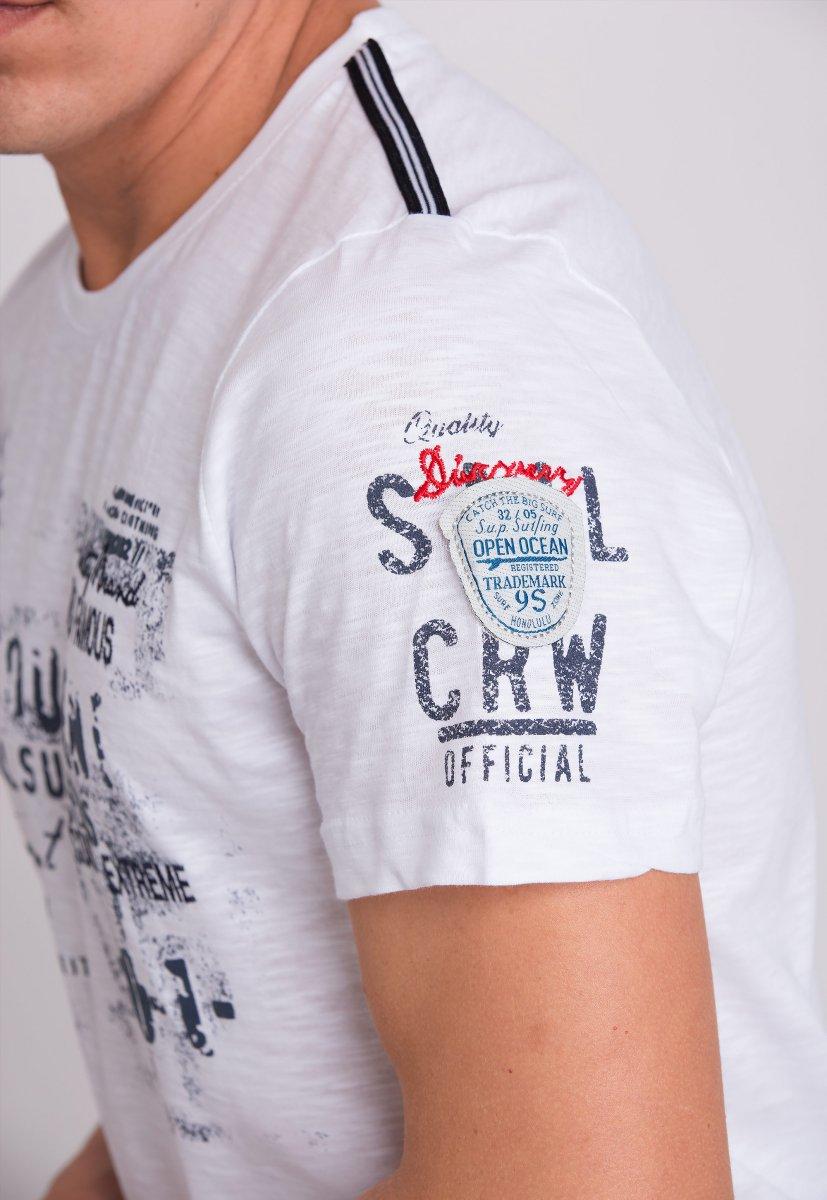 Футболка Trend Collection 8037 Белый - Фото 1