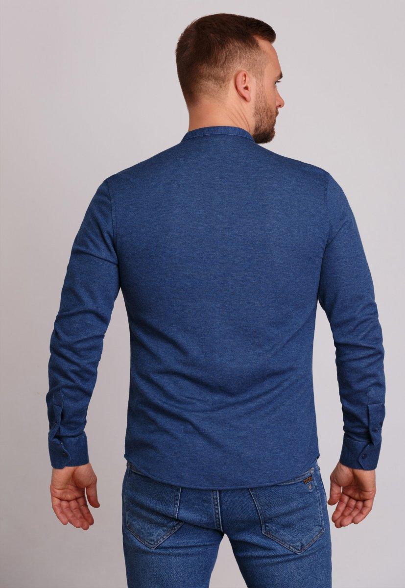 Рубашка Trend Collection 19860 Синий (04) - Фото