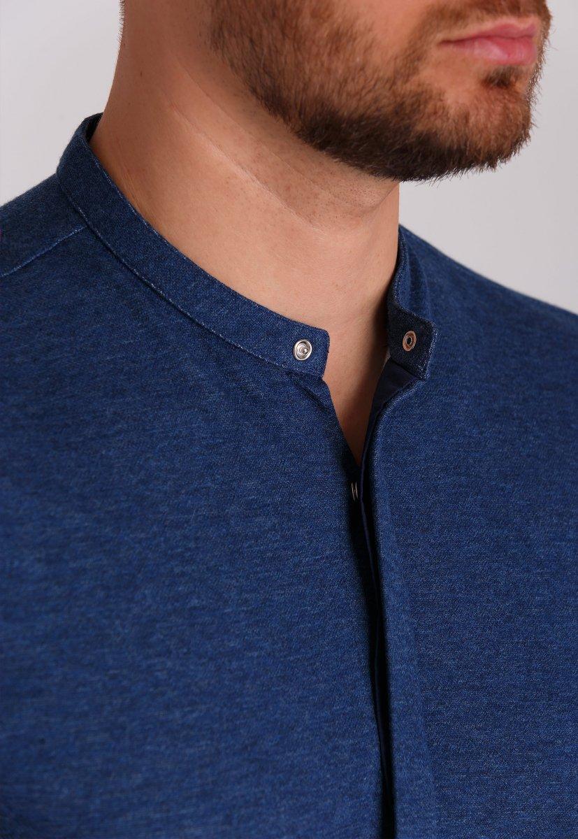 Рубашка Trend Collection 19860 Синий (04) - Фото 1