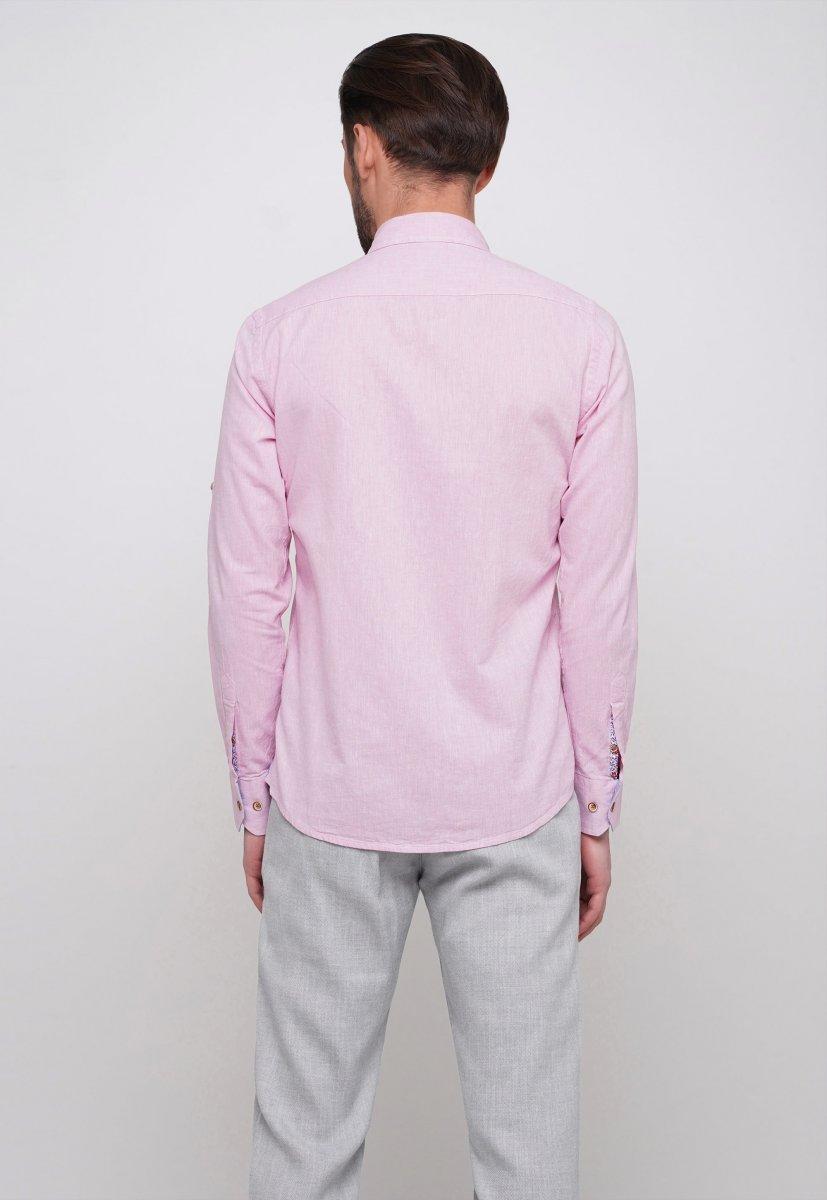 Рубашка Trend Collection 7000 Розовый - Фото 1