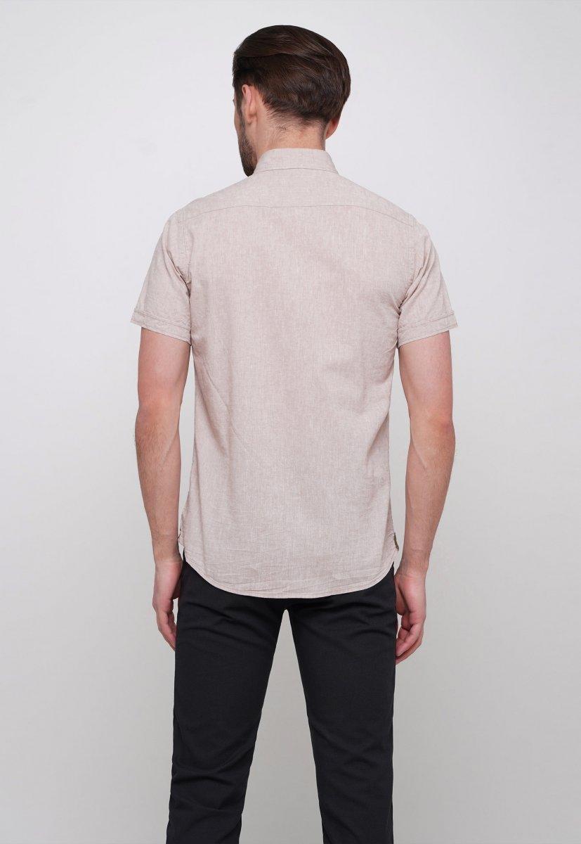 Рубашка Trend Collection 6001 Бежевый - Фото