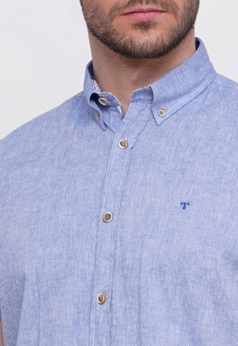 Рубашка Trend Collection 6001 Светло-синий - Фото