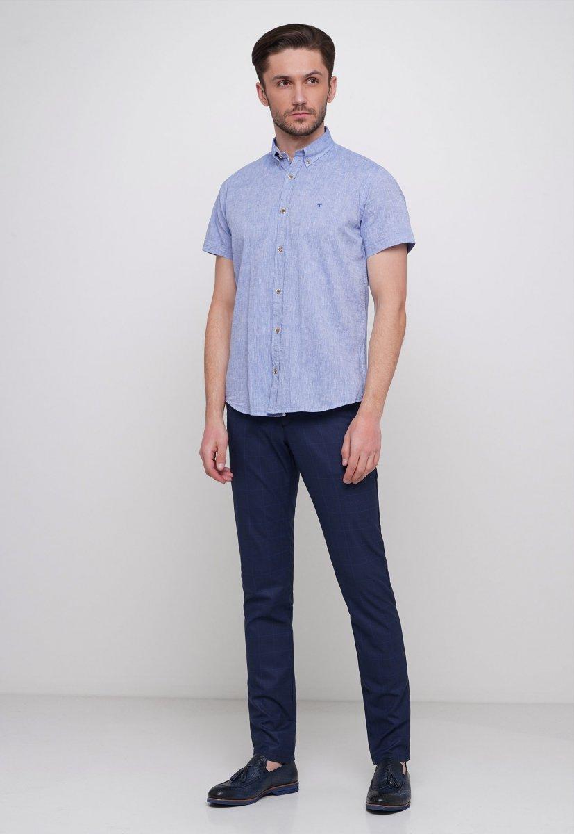 Рубашка Trend Collection 6001 Светло-синий - Фото 1