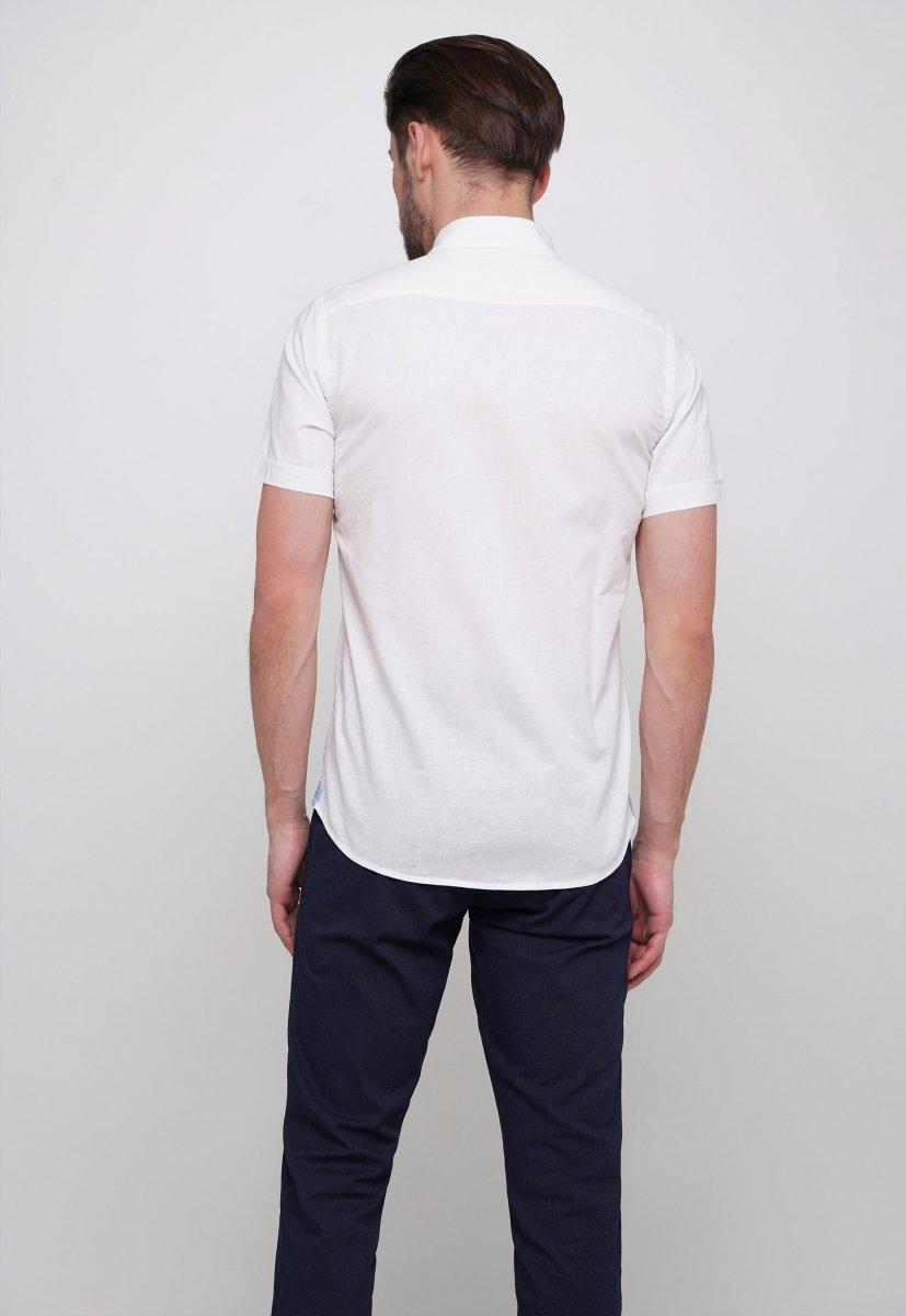 Рубашка Trend Collection 6001 Белый - Фото