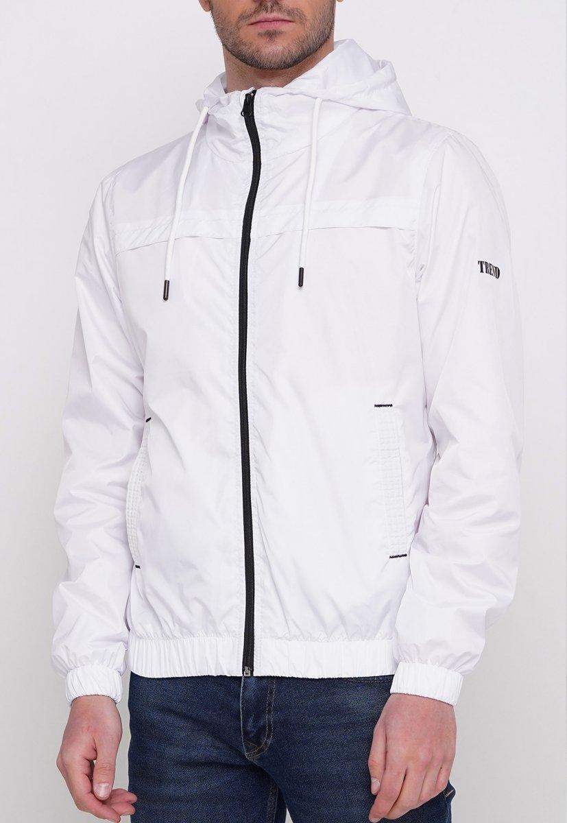 Куртка Trend Collection 25 Белый - Фото 2