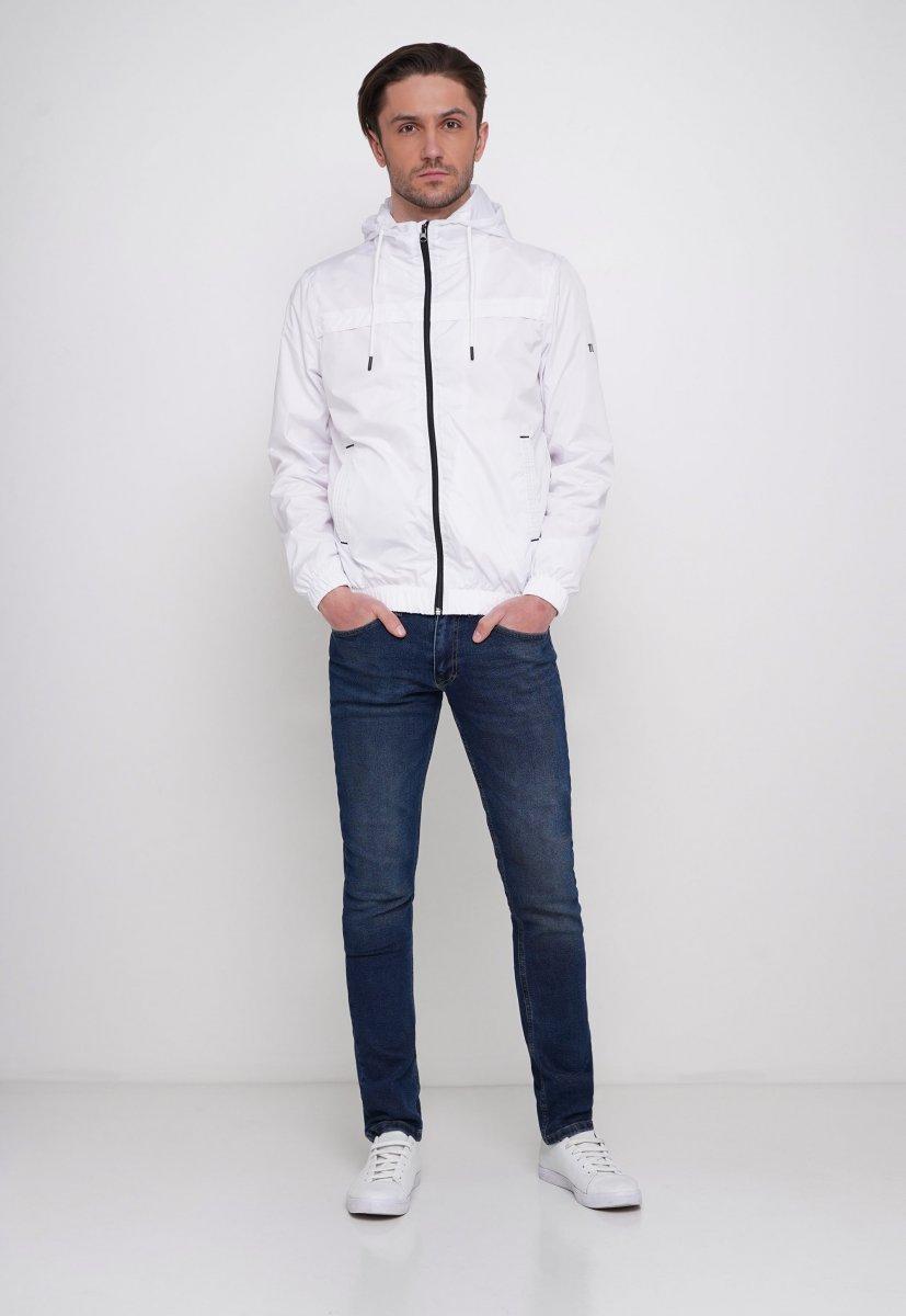 Куртка Trend Collection 25 Белый - Фото 3