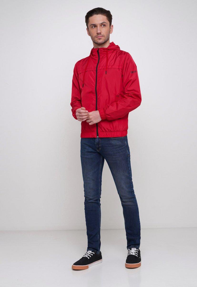 Куртка Trend Collection 25 Красный - Фото 3