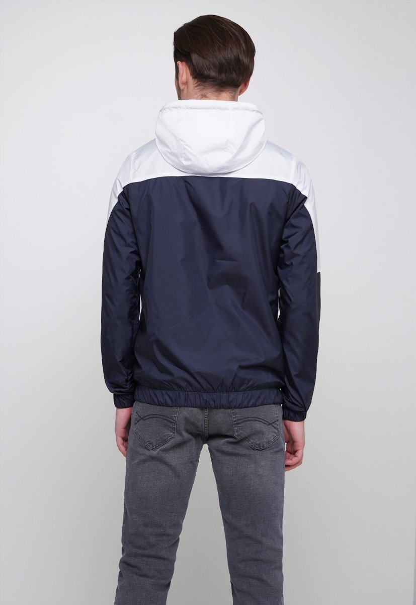 Куртка Trend Collection 20 Темно-синий + белый - Фото 1