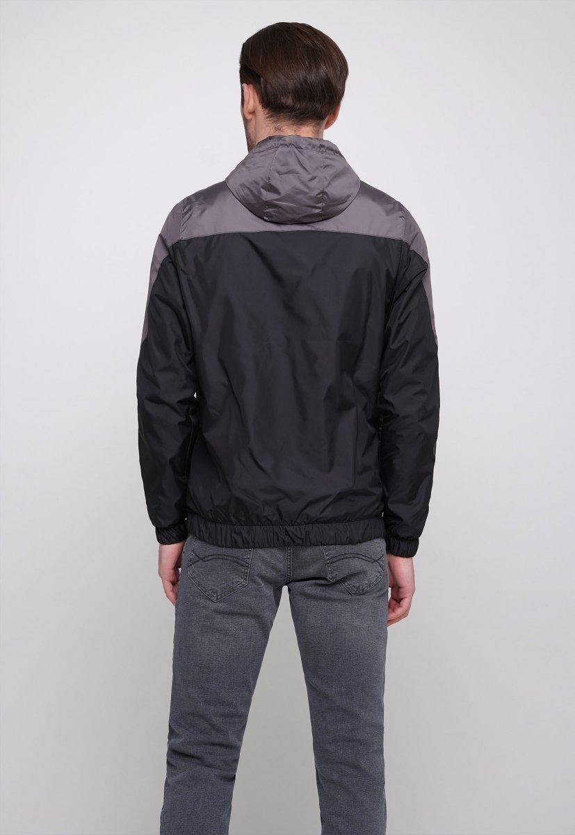 Куртка Trend Collection 20 Черный + серый - Фото 1