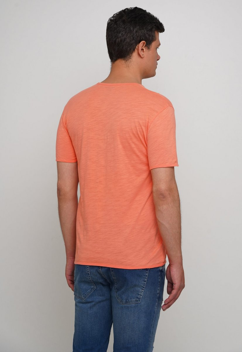 Футболка Trend Collection 037 Оранж - Фото 1