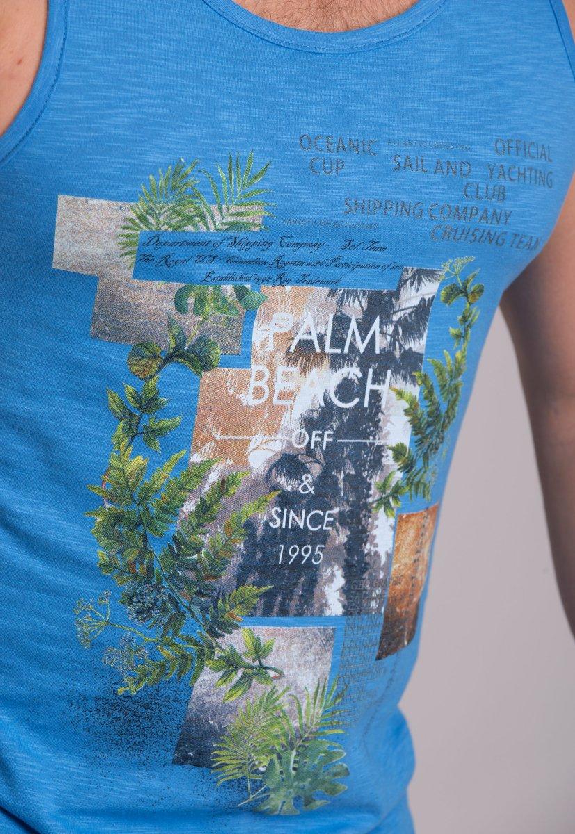 Майка Trend Collection 8065 Небесный - Фото 1