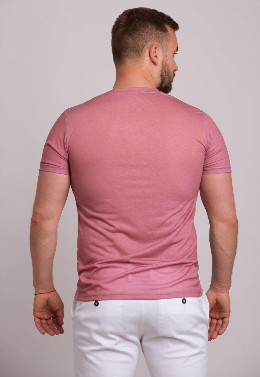 Футболка Trend Collection 8818 Розовый - Фото 1