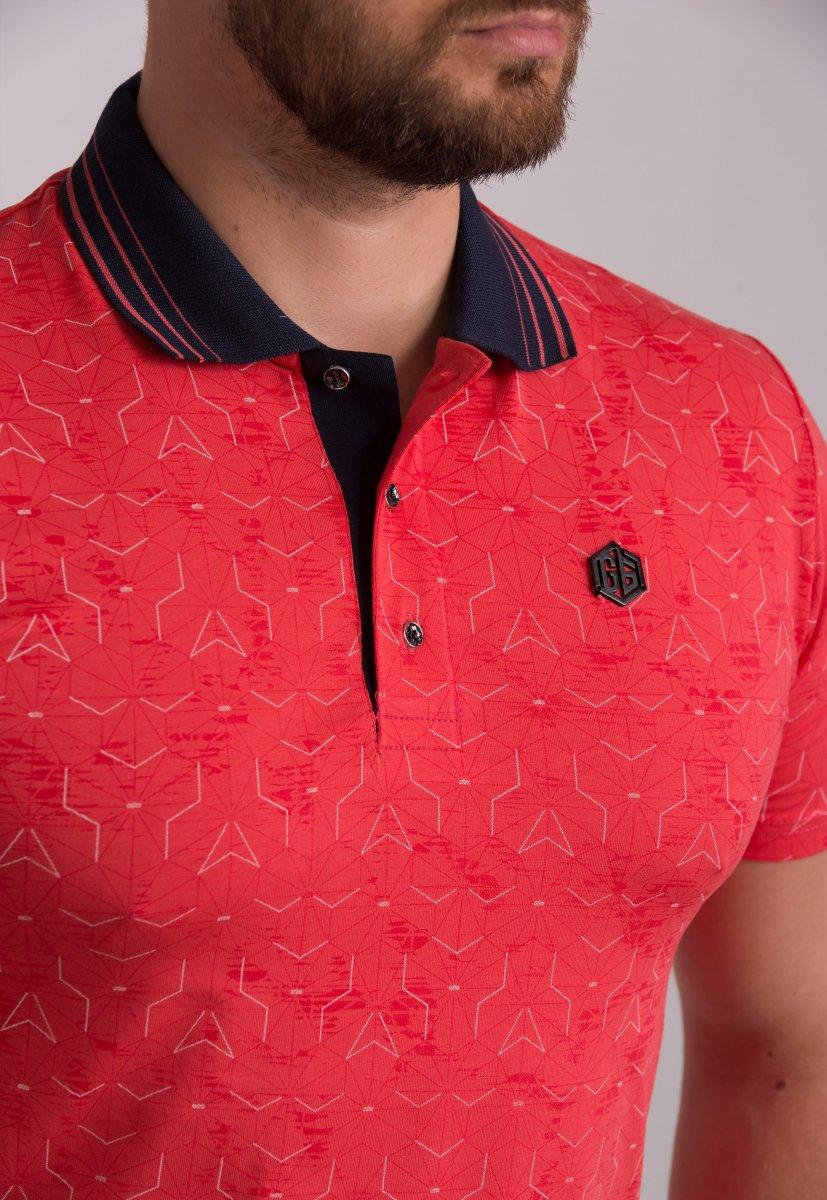 Футболка Trend Collection 8786 Красный - Фото 1