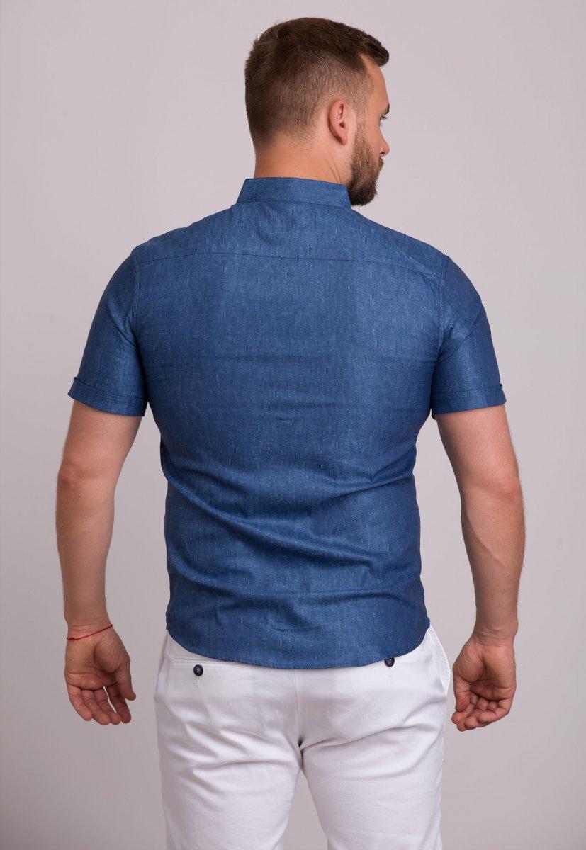 Рубашка Trend Collection 19440 Синий - Фото