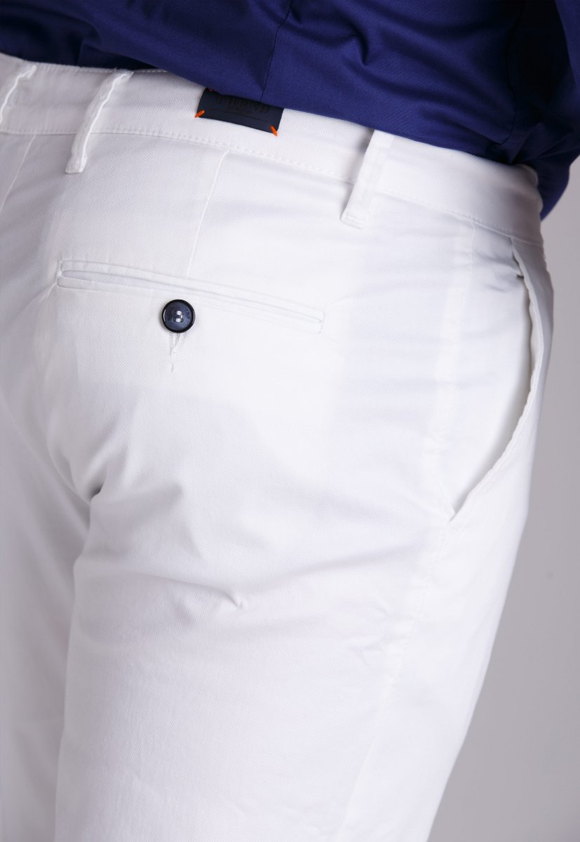 Брюки Trend Collection 942 Белый - Фото 1
