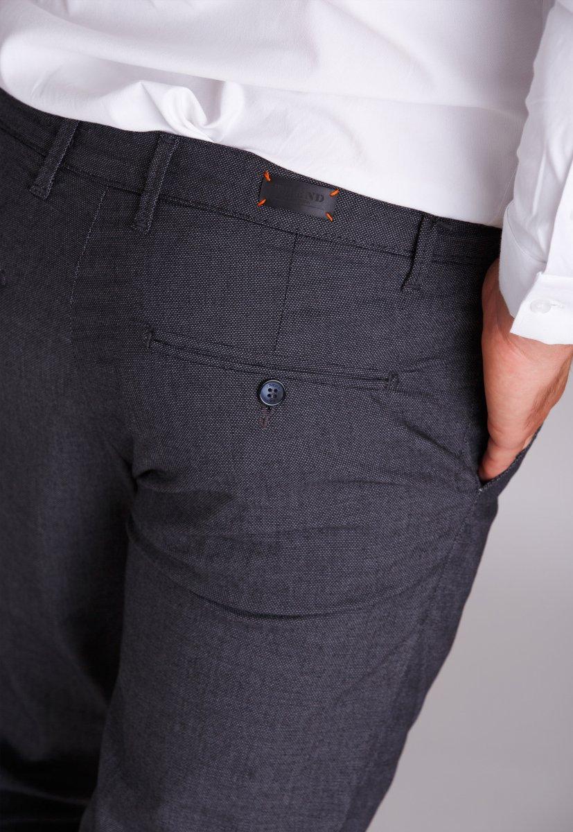 Брюки Trend Collection 940 Темно-серый - Фото