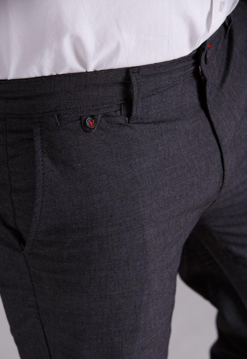 Брюки Trend Collection 940 Темно-серый - Фото 1