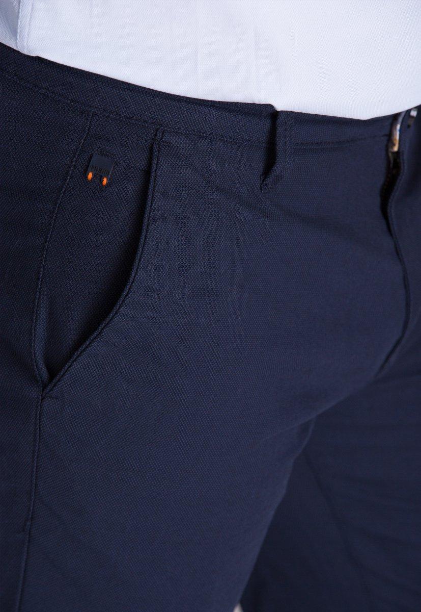 Брюки Trend Collection 942 Темно-синий - Фото 1
